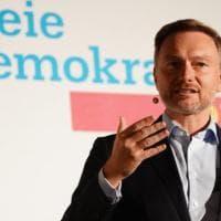 Germania, il falco liberale Lindner ago della bilancia che punta alle Finanze