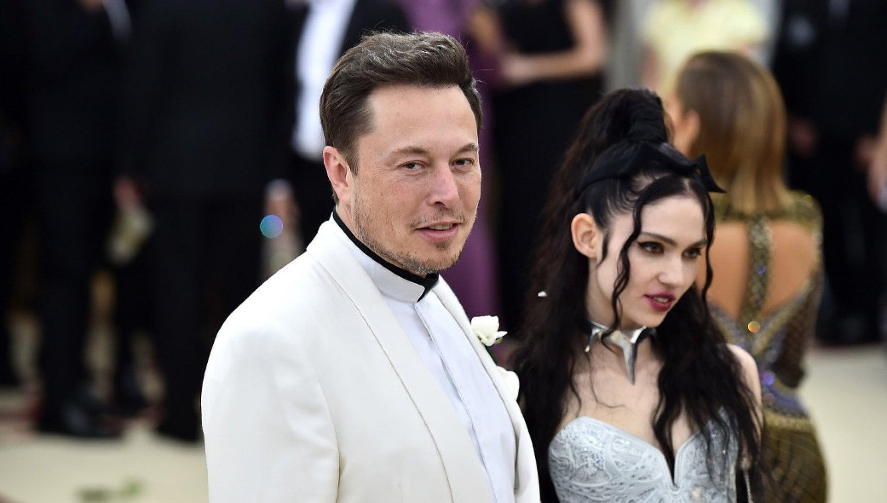 020951996 7f1ff31c b256 440f b9b3 e23ad19b5b69 - Elon Musk e la cantante Grimes si lasciano dopo tre anni