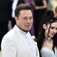 Elon Musk e la cantante Grimes si lasciano dopo tre anni