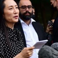 Huawei: Meng lascia il Canada. E vengono liberati due canadesi detenuti