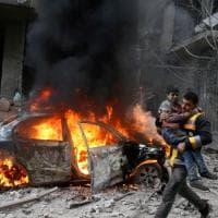 """La strage della guerra in Siria, l'Onu: """"Oltre 350 mila morti in dieci anni"""""""