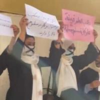 """""""Nonlasciamolesole"""", oggi le manifestazioni nelle piazze italiane per le donne afghane"""