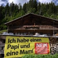 Matrimoni gay, referendum in Svizzera