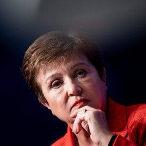 153319398 e16ba631 5597 4717 8770 c3b968c5ad3d - Fondo monetario internazionale, confermata la fiducia nella direttrice Georgieva: era accusata di aver favorito la Cina