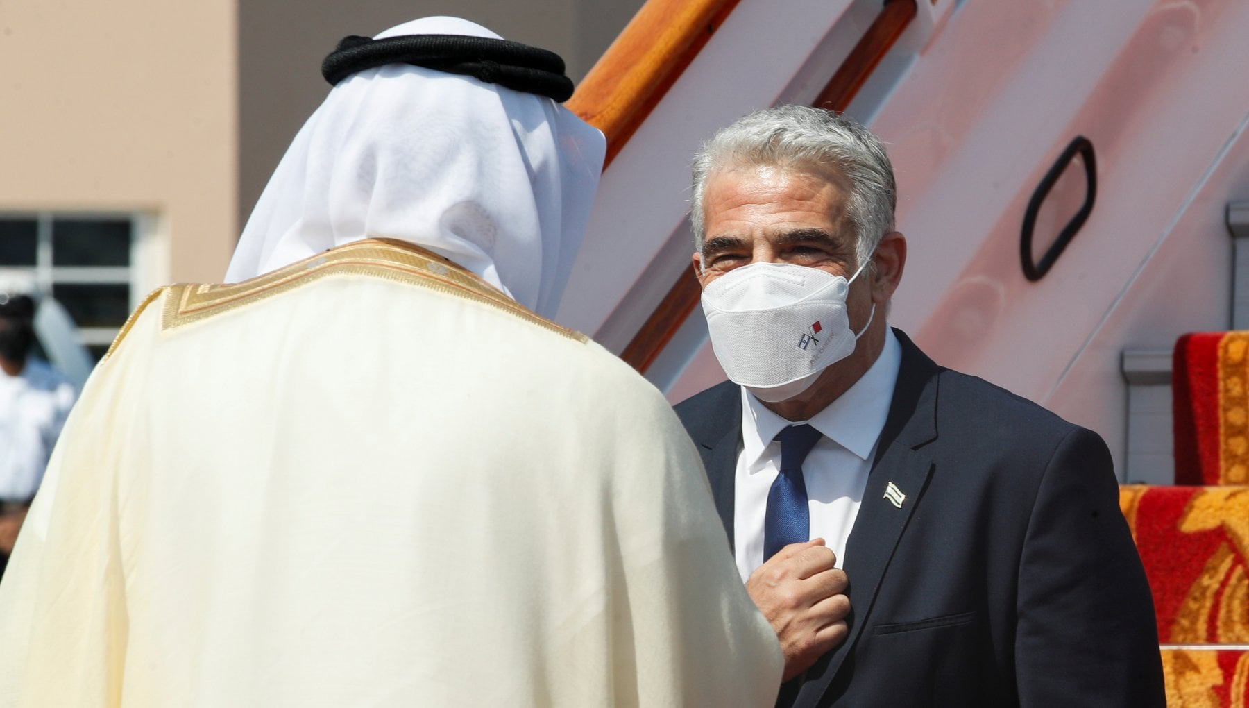 Israeli Foreign Minister Lapid in Bahrain to inaugurate the embassy –  Breaking Latest News