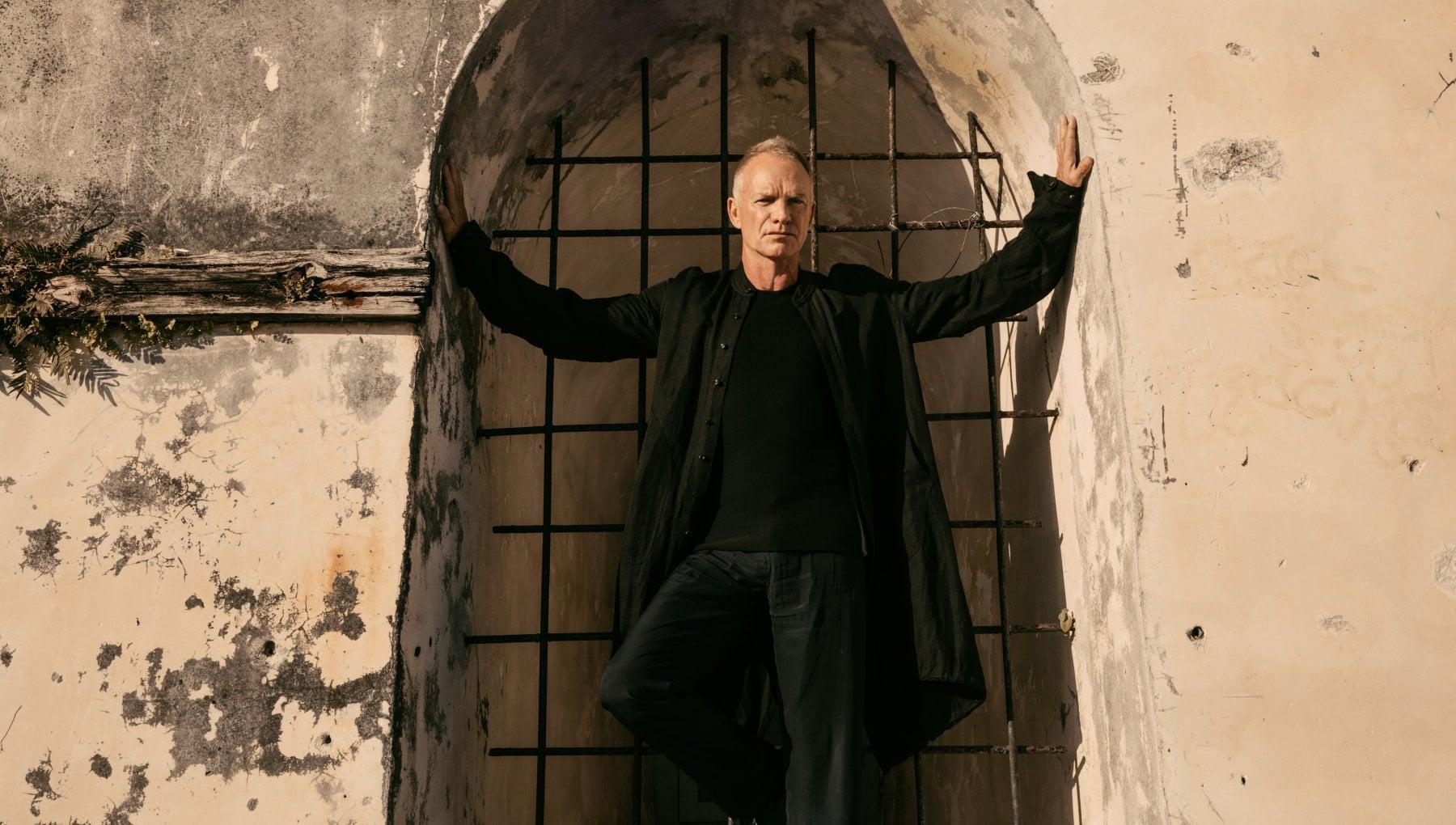 """L'intervista. Sting, 70 anni e un nuovo album: """"Non avevo niente tranne la musica"""""""