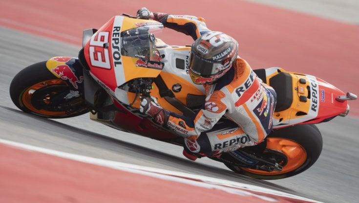 MotoGp, Austin: Marquez mette il settimo sigillo. Quartararo secondo: Bagnaia sul podio, ma mondiale ormai lontano