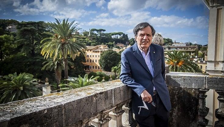 """Intervista al Nobel Giorgio Parisi: Metto ordine nel caos Ora spero che il mio esempio fermi la fuga dei giovani"""""""