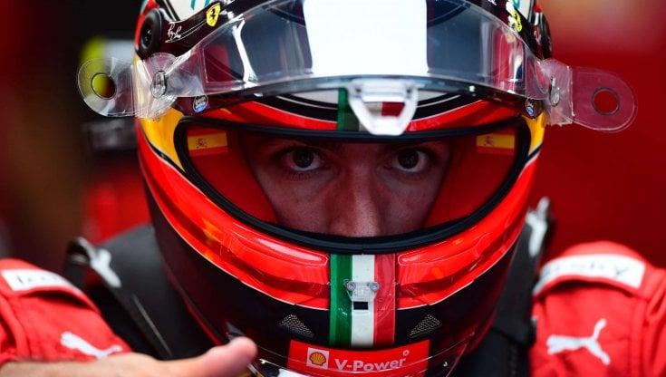 F1, Gp Turchia: nuovo motore per Sainz, partirà dal fondo