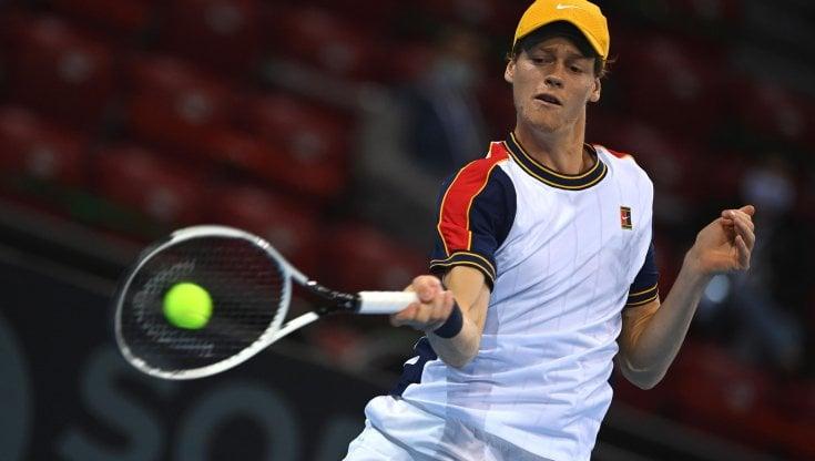 Tennis: sognando le Finals, ma per Sinner lostacolo si chiama Berrettini