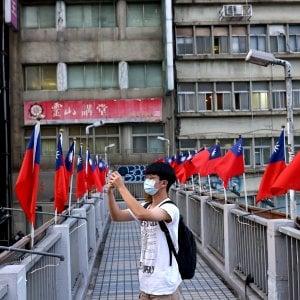 """192330329 40f81f09 ea41 4c2d 8d7e 216841518a37 - Taiwan, Mosca prende posizione per Pechino: """"Per noi l'isola è parte della Cina"""""""
