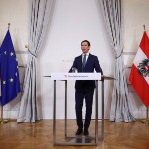 195159821 dfde4431 5163 4436 aaf9 5736fb9e2dac - Alexander Schallenberg è il nuovo cancelliere austriaco. L'ombra di Kurz sul nuovo governo