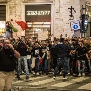 """211114304 aff6b4ad b08a 46dd a1e2 3e3a143b990d - L'ex ministro Bianco """"Oggi non esiterei a sciogliere Forza Nuova, sono dei violenti """""""