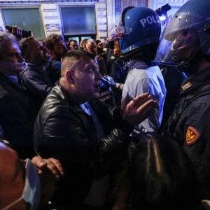 """224707560 534e4836 f207 4dc7 901c 54a11b0dd74d - L'ex ministro Bianco """"Oggi non esiterei a sciogliere Forza Nuova, sono dei violenti """""""