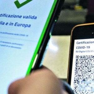 121735134 26a105a2 515d 4b2c a2b9 cd7361a010f3 - Green pass, Draghi firma dpcm per la Pubblica amministrazione. Nelle aziende controlli non oltre 48 ore prima