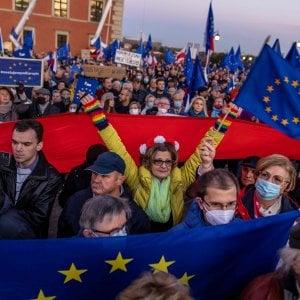 """182413184 c8cf13ea 810c 4835 bc37 f8a6e09ad12b - Polonia, Jean-Claude Juncker: """"La sentenza della Corte è un attentato contro l'Ue"""""""
