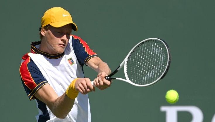 Indian Wells: Sinner e Hurkacz, la sfida per arrivare alle Atp Finals