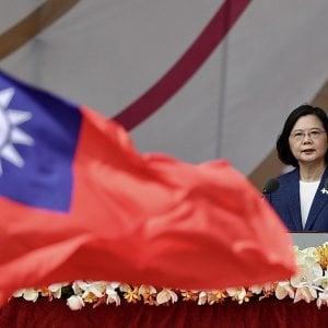 """123550814 baebbbf6 d303 4562 abd6 72daaa0fdf89 - Putin: """"La Cina non ha bisogno dell'uso della forza con Taiwan"""""""