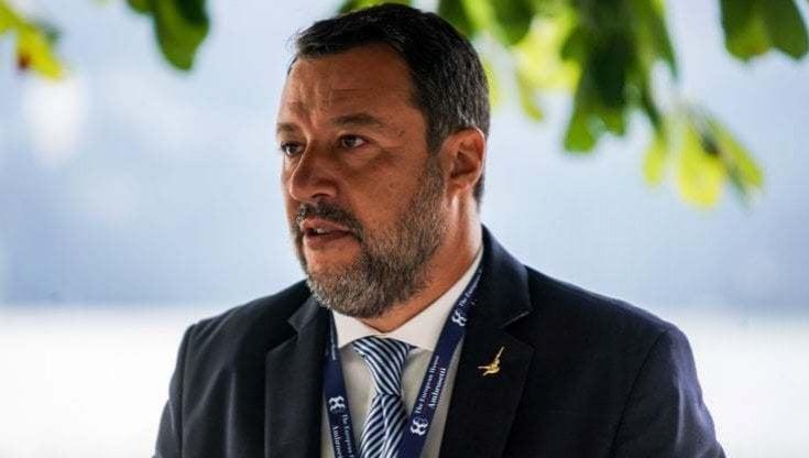 """Scontri a Roma, Salvini vede Draghi per un'ora: """"Guidi la pacificazione nazionale. Gli ho..."""