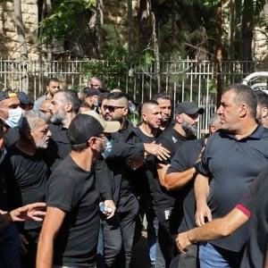 111808877 1b8d2cfc 27f9 4ad7 b445 dc0ce7266d33 - Tarek Bitar, il magistrato che in Libano vuole portare a processo la classe politica