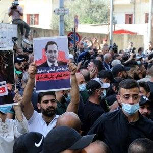 """163128904 f84130b7 eb74 42a0 a3e7 a20c41812c9c - Libano, l'analista del Carnegie Middle Est:""""Si è accesa una crisi settaria, Nasrallah può perdere tutto"""""""