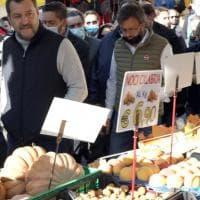Amministrative, Salvini soccorre Varese per scongiurare il naufragio della Lega