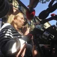 Comunali, Meloni chiude una campagna in salita chiedendo i voti dei 5S