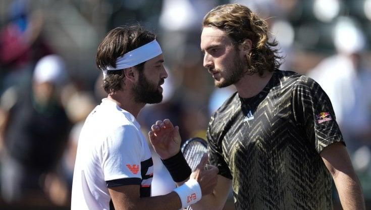 Indian Wells: Tsitsipas e Zverev fuori a sorpresa, in semifinale vanno Basilashvili e Fritz