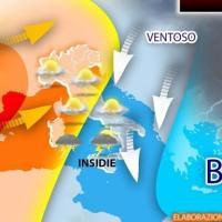 Previsioni meteo: weekend col sole su quasi tutta l'Italia. Qualche pioggia residua al...