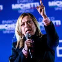 Rastrellamento del Ghetto, alla vigilia del voto a Roma Meloni torna a parlare