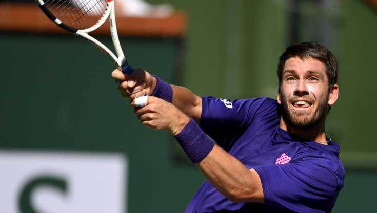 Tennis: Basilashvili-Norrie, a Indian Wells la finale delle sorprese