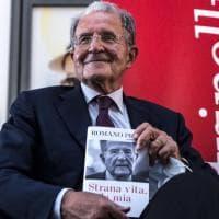 """Amministrative, Prodi a Bitonto: """"Il centrosinistra ha vinto perché ha candidato facce più..."""