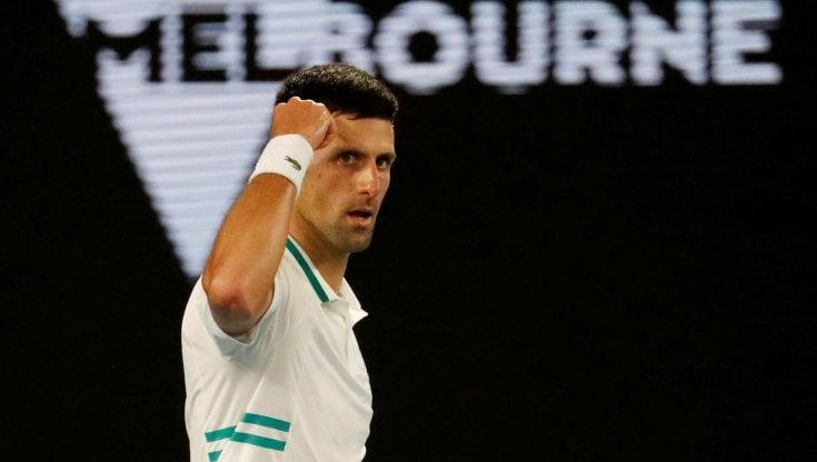 Tennis, Australian Open aperto solo ai vaccinati. Djokovic: Non so se ci sarò