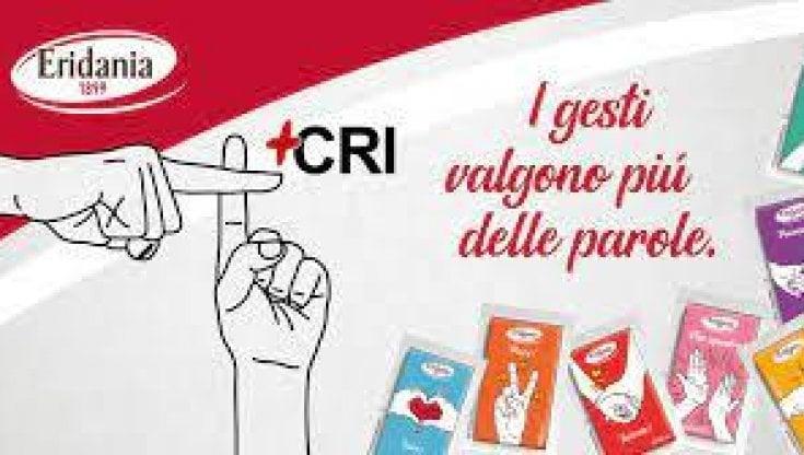 """Eridania e Croce Rossa Italiana insieme per diffondere """"gesti di dolcezza"""" per cittadini bisognosi"""