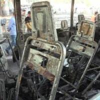 Siria, attentato contro un bus dell'esercito: 14 morti