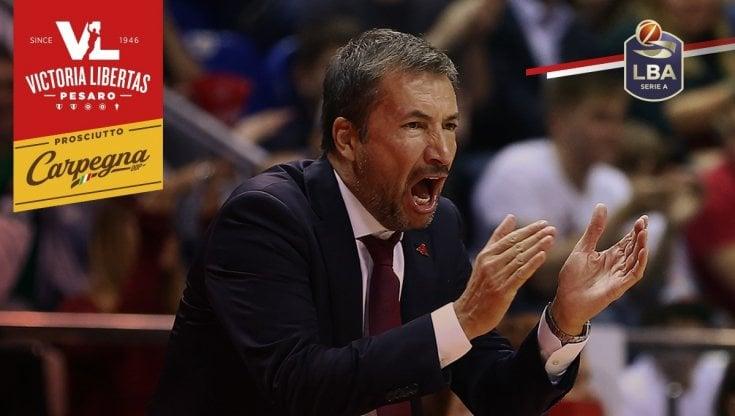 Basket, Pesaro: colpo in panchina, arriva Banchi