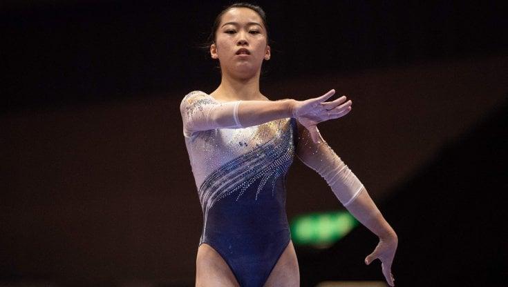 Ginnastica, grave incidente per Hitomi Hatakeda: danni al midollo spinale