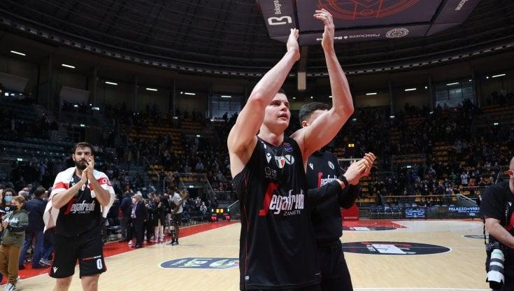 Basket, Eurocup: Virtus Bologna e Venezia vincono la prima. Europe Cup, Reggio Emilia cade in Russia