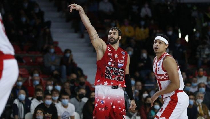 Basket, doping: Riccardo Moraschini positivo, sospeso in via cautelare