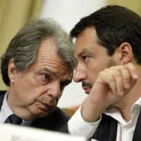 """Centrodestra, Salvini: """"Chiamerò Brunetta, difficile andare avanti senza due forze che..."""