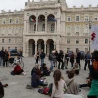 Trieste, protesta flop: ora l'ex fortino No Vax è capitale dei contagi