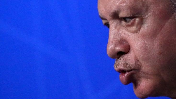 Turchia, Erdogan espelle dieci ambasciatori occidentali. Sassoli: Deriva autoritaria, non ci intimidisce