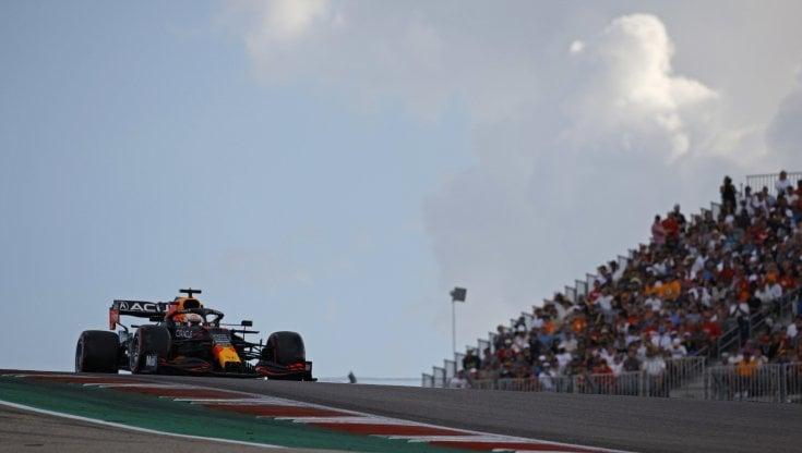 Formula uno, Gp Austin: Verstappen in pole, Hamilton accanto a lui, si annuncia un altro duello