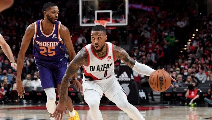 Basket Nba: cadono Phoenix, Miami e Atlanta. Bene Portland, Memphis e Milwaukee