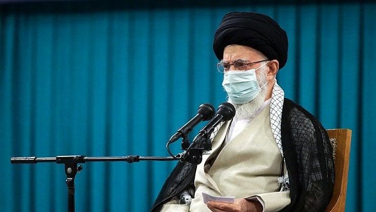 Iran, Khamenei: I Paesi arabi devono cancellare gli accordi con Israele
