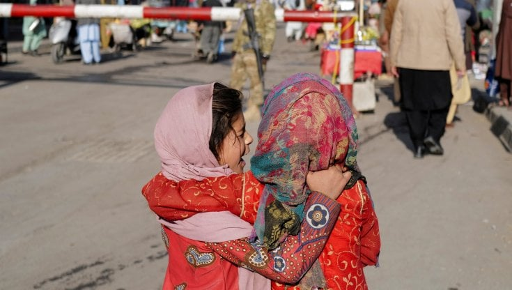 Diario da Kabul. Rabbia e dolore, i bambini perduti per ignoranza