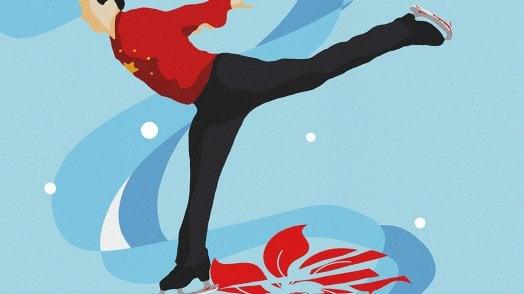"""Badiucao, il Banksy cinese: """"I miei disegni per fermare le Olimpiadi di Pechino"""""""