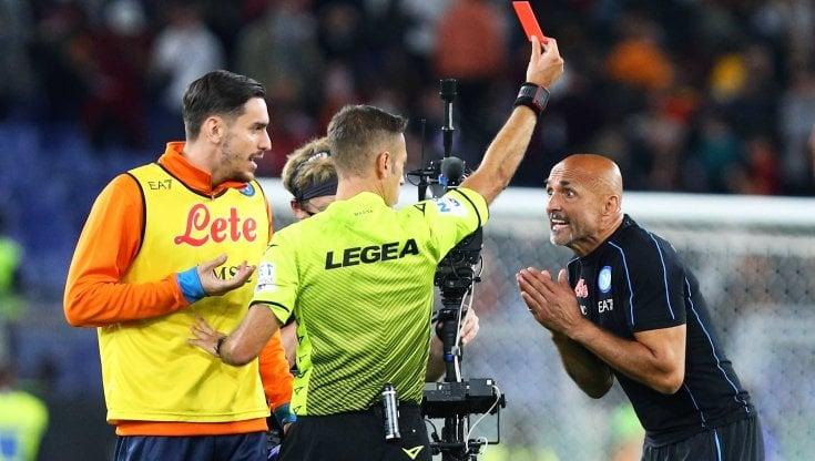Spalletti, Mourinho, Inzaghi e Gasperini espulsi e squalificati: ecco chi andrà in panchina al posto loro