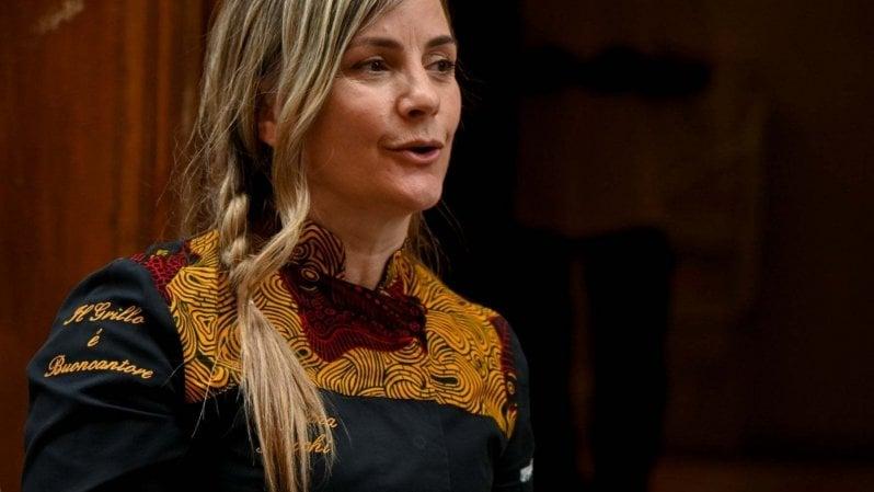Tiziana Tacchi, migliore ostessa dItalia: Ho imparato da mia mamma, cuoca itinerante