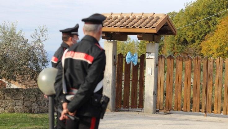 """Ladro ucciso a Santopadre, la difesa del tabaccaio: """"Mi ha puntato la pistola addosso"""""""